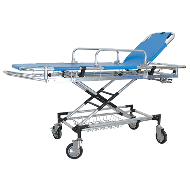 SKB040(B) Medical Stretcher Trolley For Sale